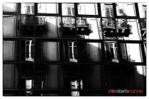 Black and White 040 - Finestre
