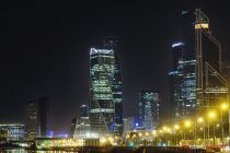 Urban Landscape 014 - Moscow business centers