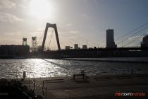 Urban Landscape 009 - Willemsbrug bridge
