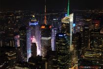 Urban Landscape 002 - New York nightscape