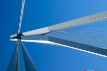 Lines and Shapes 002 - Erasmus Bridge