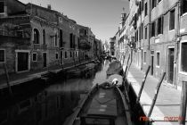Black and White 016 - Venezia