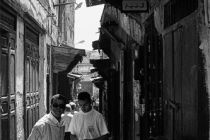 Black and White 017 - Fes