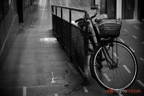 Black and White 012 - Bicicletta