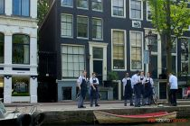Urban 026 - Coffe break in Amsterdam
