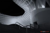 Black and White 054 - Metropol Parasol
