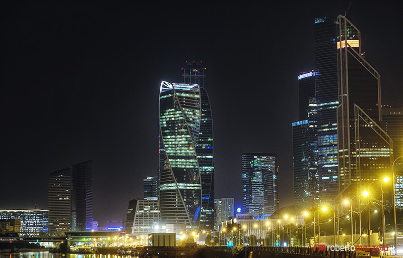 Moscow business centers - Mosca